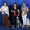 Non-Sporting Group - Pictured from left to right:  1st Place OTCH MACH4 Sanew' s Abundance of Energy UDX4 - Poodle - Shirley Barkan; 2nd Place CH Stonehills Ima Handsome Dude UDX3 RE AX OAJ - Dalmatian - Stephanie Podejko; 3rd Place Sandstorms Pardon My Dust VCD3 UDX2 - Poodle - Norma J. Rust