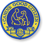 Cgc embroidery patch | akc shop.